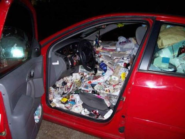 Car Repossessed With Personal Belongings In >> Dumpster Diving Personal Property Fees Cucollector